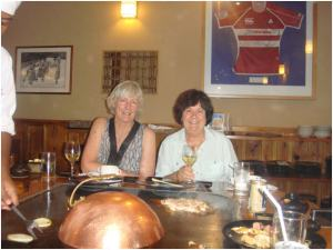 Judy & Linda