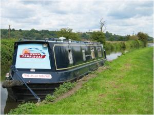 the narrowboat
