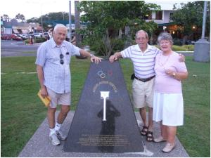 Cairns - Olympic Torch Relay monument