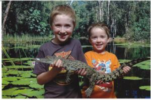 Hartley's Crocodile Farm 1