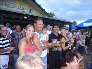 Wyndham Fiji Owner welcome drinks
