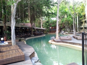 Pool at Wyndham Vacation Resorts Asia Pacific at Ramada Port Douglas