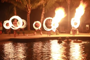 Sau'ia Entertainment Group dancers at WorldMark Denarau Island Fiji