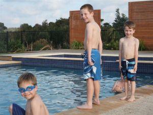 WorldMark South Pacific Club by Wyndham at Ramada Resort Phillip Island swimming pool