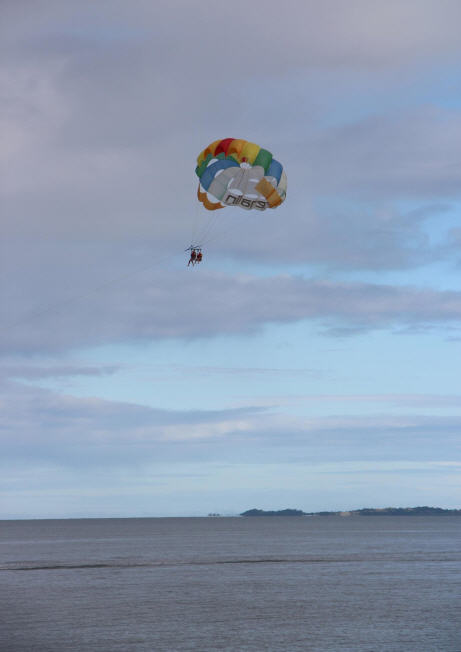 Parasailing | WorldMark South Pacific Club by Wyndham