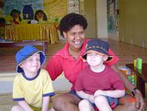Kids Club at Wyndham Resort Denarau Island