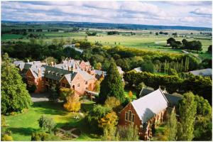 WorldMark Resort Ballarat aerial