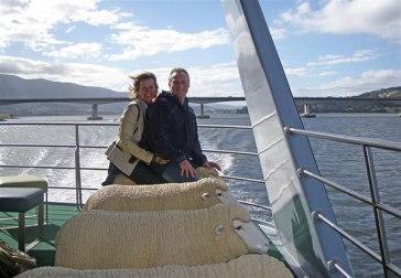 MONA ferry, Hobart - Wyndham timeshare Owner