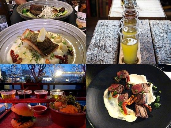 Beaches Restaurant & Bar at Wyndham Seven Mile Beach in Hobart