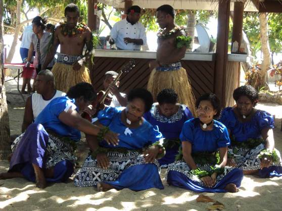 Wyndham Resort Denarau Island staff in Fiji
