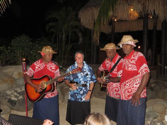 Holiday at Wyndham Resort Denarau Island in Fiji