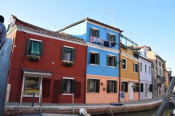 Bruano Island, Venice, Italy