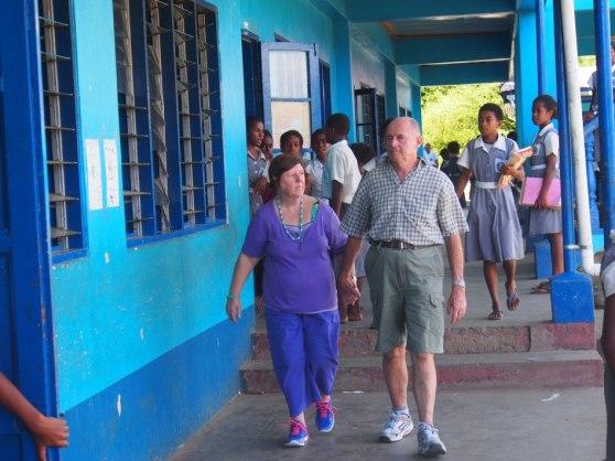Fijian school