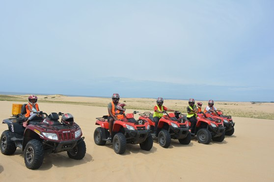 Port Stephens Quad Biking