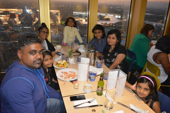 Sydney Tower Buffet Dinner