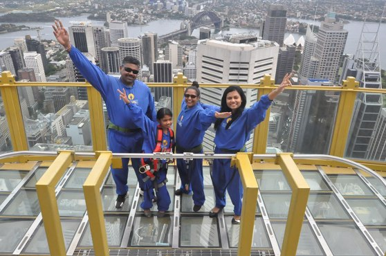 Sydney Tower Climb