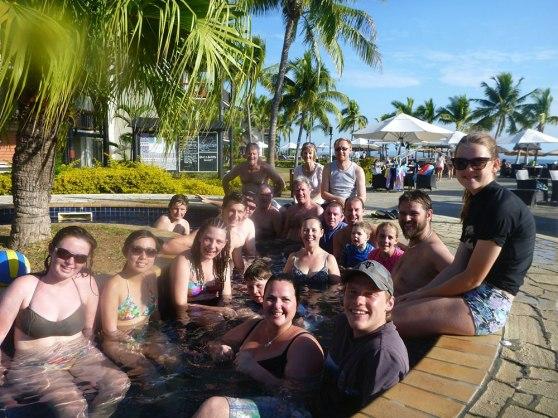 Wyndham Resort Denarau Island Fiji spa