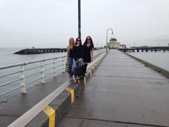 St Kilda Pier, Melbourne VIC
