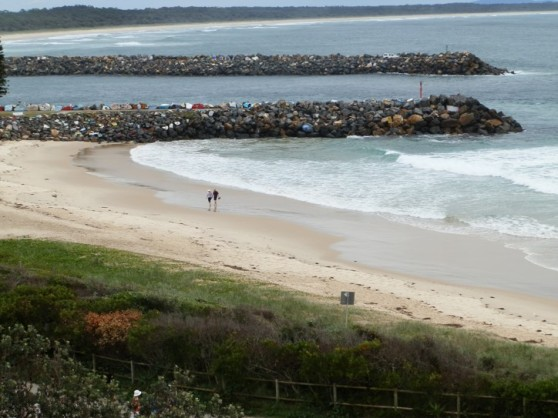 Town Beach, Port Macquarie, New South Wales NSW, Australia