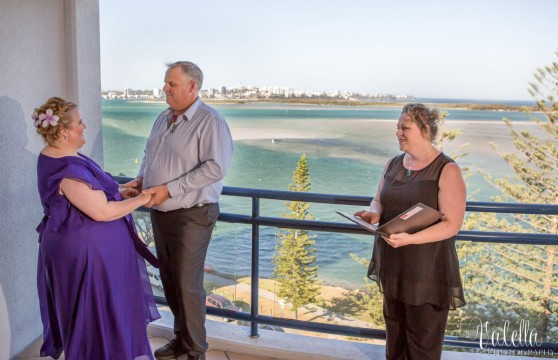 Wedding, Golden Beach, Wyndham Timeshare, Sunshine Coast